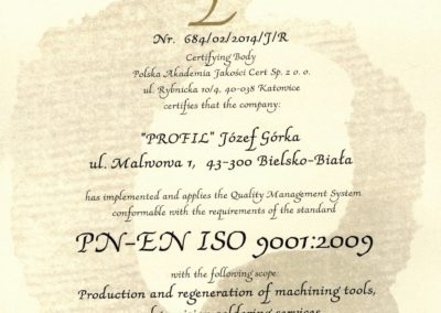 ISO 2011-2014